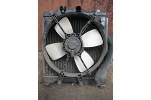 б/у Вентилятор осн радиатора Honda Civic