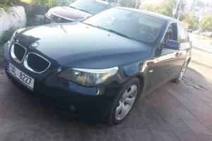 б/у Замки капота BMW 5 Series