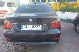 б/у Замки крышки багажника BMW 5 Series