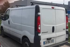 б/у Багажники Renault Trafic