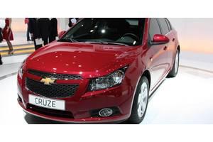 Новые Бамперы передние Chevrolet Cruze