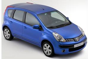 Новые Бамперы передние Nissan Note