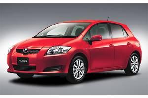Новые Бамперы передние Toyota Auris