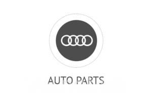 Бампер передний Audi A4