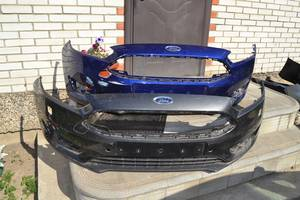 Бамперы передние Ford Focus