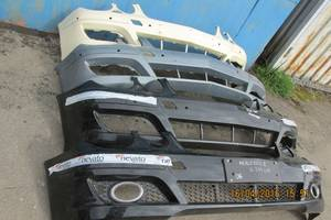 Бамперы передние Mercedes E-Class