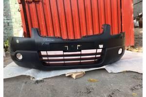 Бамперы передние Nissan Qashqai