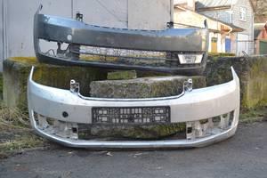 Бамперы передние Skoda Rapid