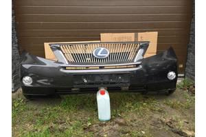 Бамперы передние Lexus RX