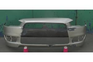 б/у Бампер передний Mitsubishi Lancer X