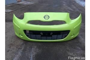б/в Бампер передний Nissan Micra