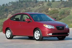 Новые Бамперы задние Hyundai Elantra