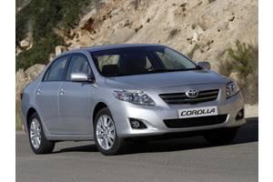 Новые Бамперы задние Toyota Corolla