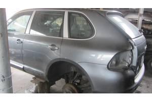Бамперы задние Porsche Cayenne