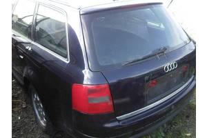 Бамперы задние Audi S6