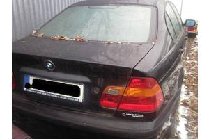 Бамперы задние BMW 320