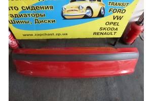Бамперы задние Renault Megane