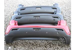 Бамперы задние Mitsubishi ASX