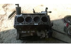 б/у Блок двигателя