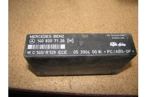 б/у Блоки управления Mercedes S 140