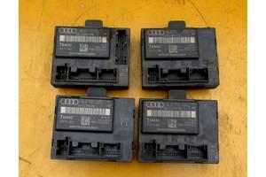Блоки управления двери Audi Q7
