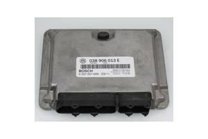 Блоки управления двигателем Volkswagen Caddy