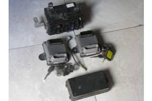 Блоки управления двигателем Chevrolet Aveo