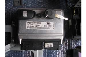 Блоки управления двигателем Hyundai Tucson