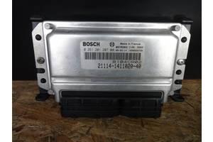 б/у Блоки управления двигателем ВАЗ 1118