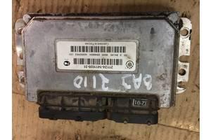 б/у Блоки управления двигателем ВАЗ 2110