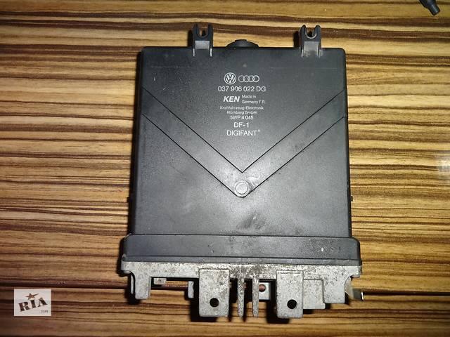блок управления двигателем 2е фольксваген пассат б3