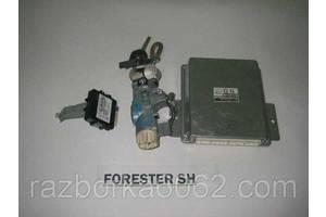 Блок управления двигателем Subaru Forester