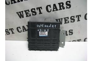 б/у Блок управления двигателем Mitsubishi Outlander