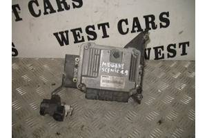 б/у Блок управления двигателем Renault Megane II