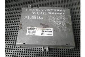 б/у Блоки управления двигателем Renault Laguna