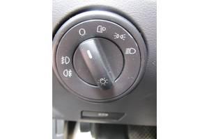 Блок управления освещением Volkswagen Touareg