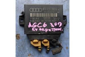 б/у Парктроники/блоки управления Audi A6