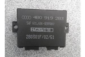 Парктроники/блоки управления Audi