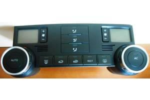 Блоки управления печкой/климатконтролем Volkswagen Touareg