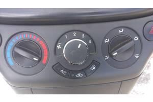 Блок управления печкой/климатконтролем Chevrolet Aveo