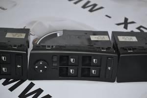 Блоки управления стеклоподьёмниками BMW X5