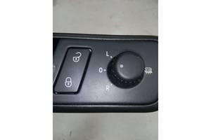 Блок управления зеркалами Volkswagen Caddy