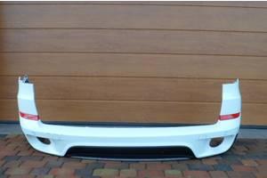 Бампер задний BMW X5