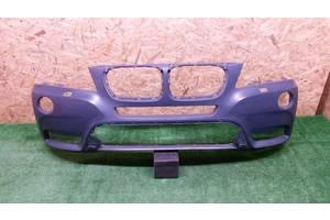 Бампер передний BMW X3