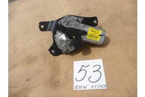 б/у Моторчик стеклоочистителя BMW X3