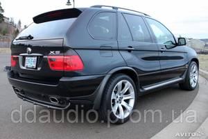 Торпедо/накладка BMW X5