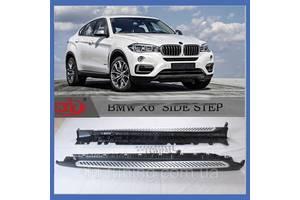 Подножка BMW X6