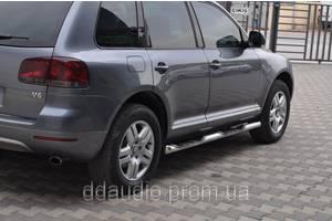 Обвес бампера Volkswagen Touareg