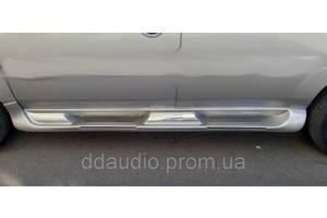 Обвес бампера Volkswagen Caddy