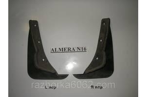 Брызговики и подкрылки Nissan Almera
